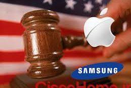 شکایت اپل از سامسونگ برای فروش تلفن و تبلت