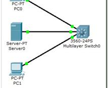 راه اندازی dhcp سرور در Packet Tracer
