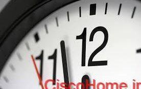 زمان بندی اجرای دستورات در سیسکو