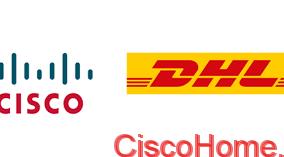 Cisco و DHL