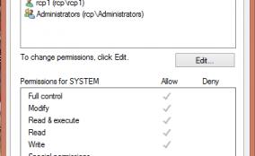 سطح دسترسی کاربران در ویندوز سرور۲۰۱۲
