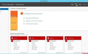 مدیریت چند سرور در ویندوز سرور ۲۰۱۲