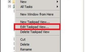 آموزش ایجاد MMC و Taskpad
