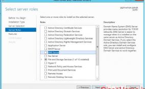 آموزش نصب اکتیودایرکتوری در ویندوز سرور ۲۰۱۲