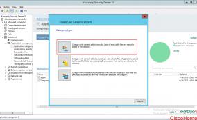 اعمال محدودیت اجرای نرم افزار درکسپرسکی